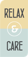 Relax and Care Logo